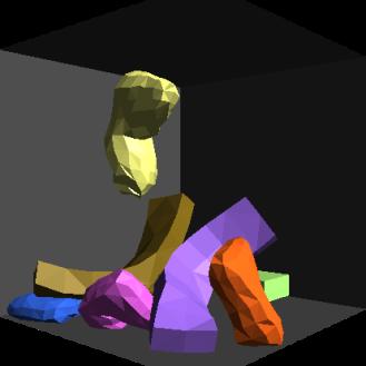 haptic deformable