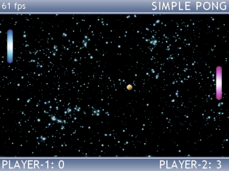 simple-pong